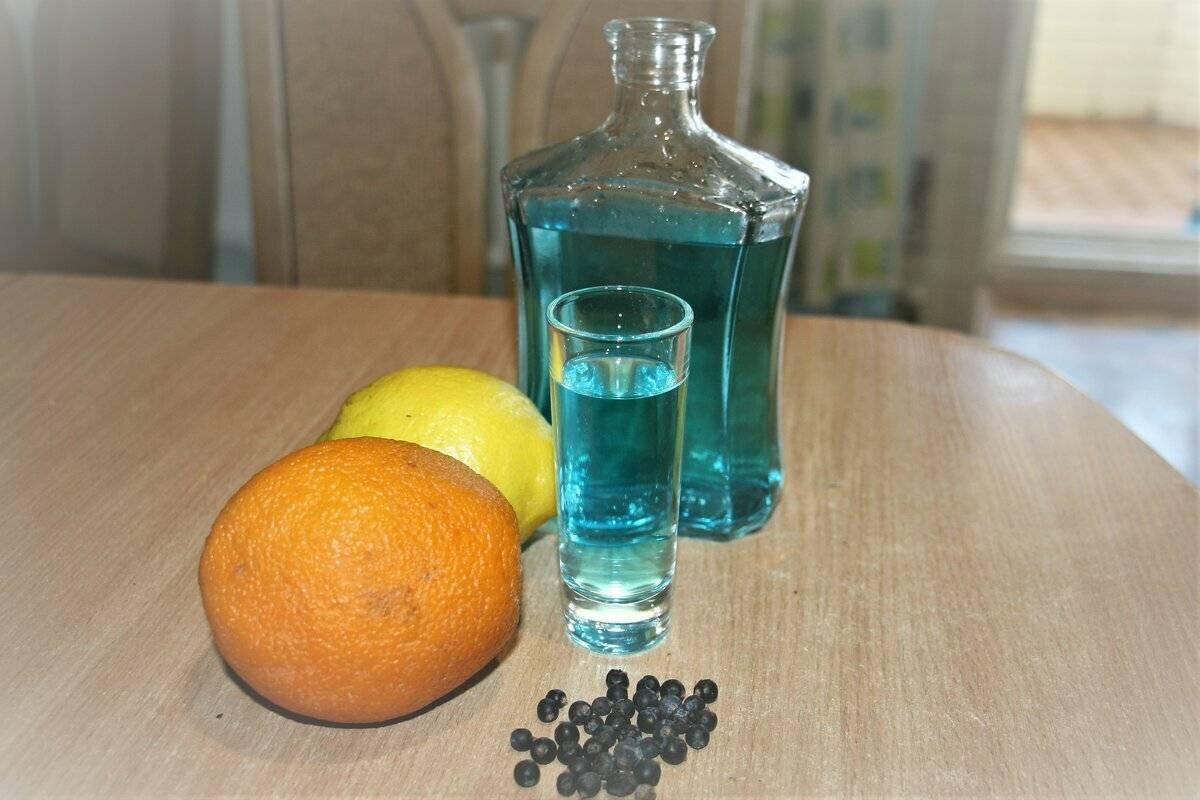 Можжевеловая настойка на водке в домашних условиях |