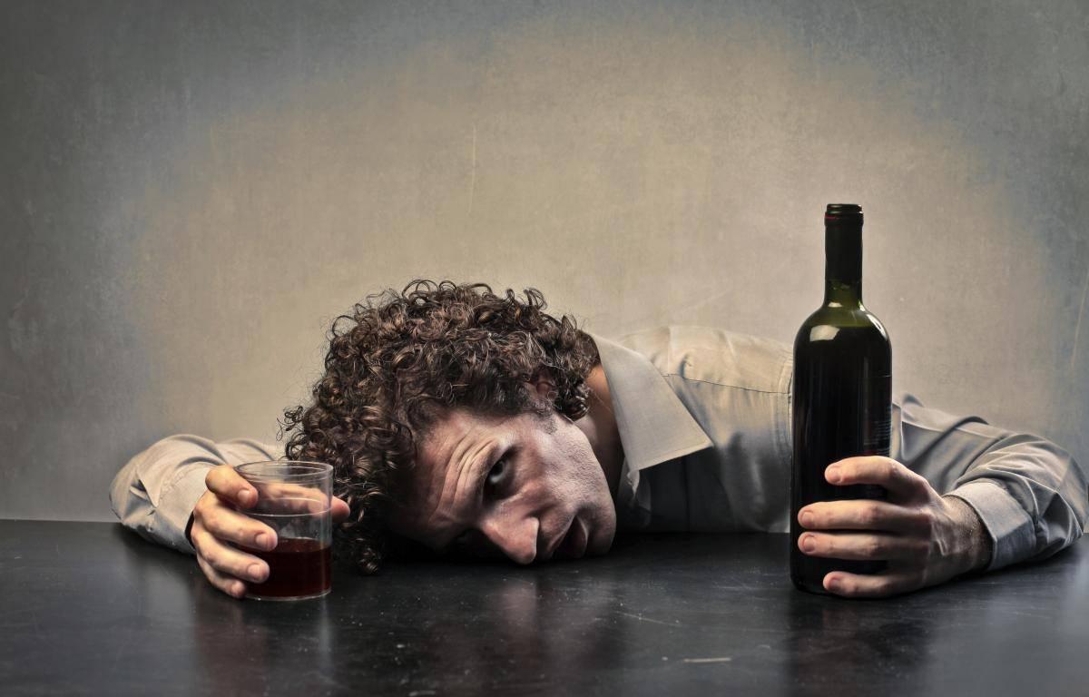 Алкогольная агрессия