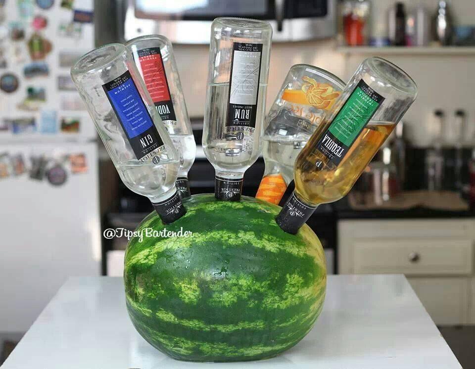 Арбузная настойка на водке: рецепты в домашних условиях