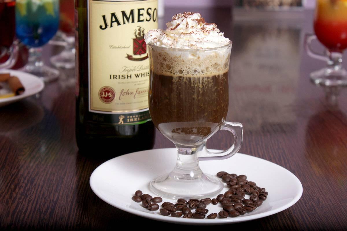 8 интересных рецептов кофе с коньяком с фото