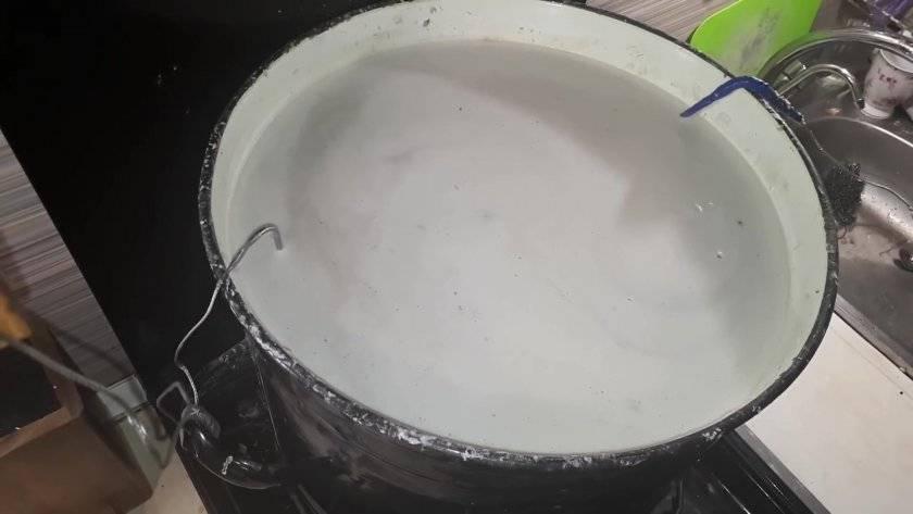 Самогон из муки горячим способом: пошаговый рецепт