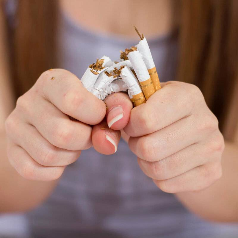 Как бросить курить с помощью смартфона