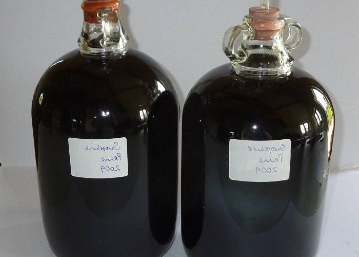 Как сделать настойку самогона на черносливе простые рецепты