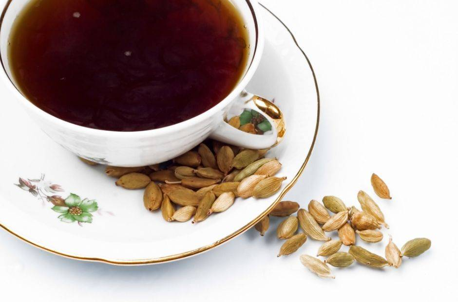 Коньяк с чаем