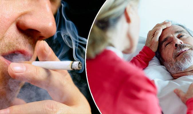 Можно ли курить при высоком холестерине