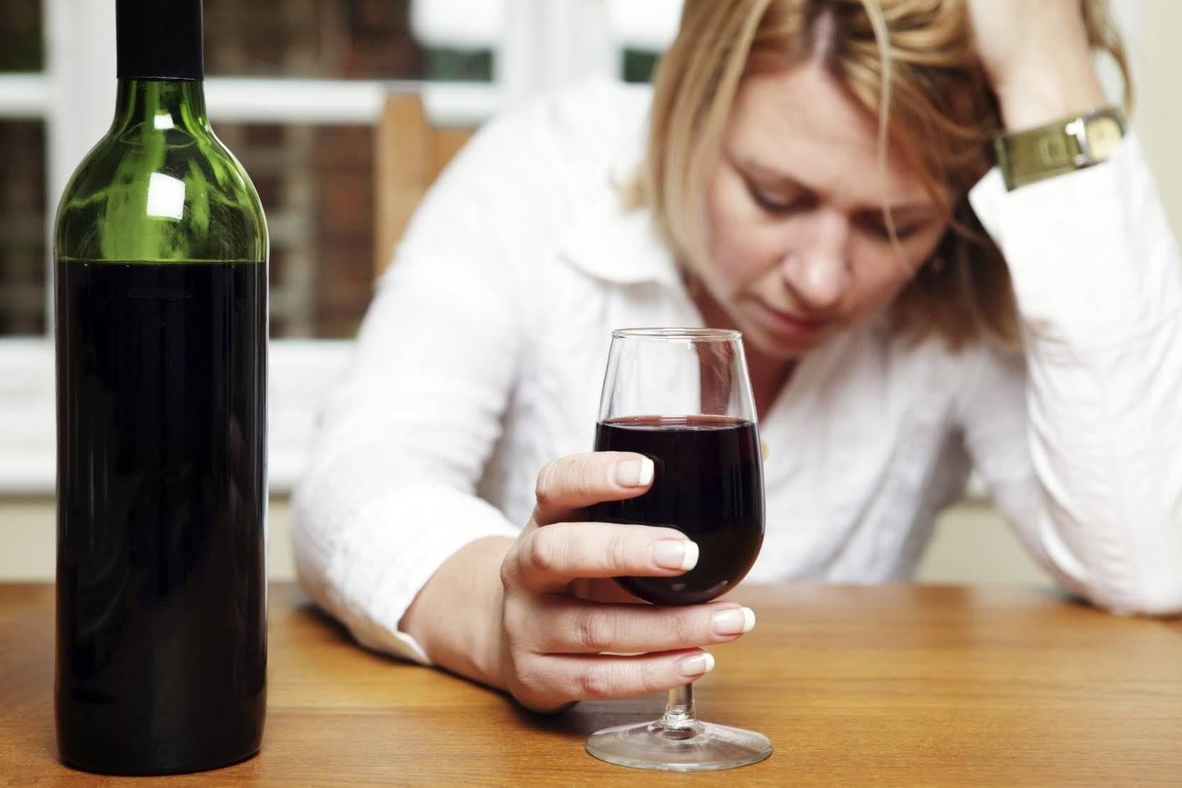 Депрессия после алкоголя – почему и что делать, сколько длится