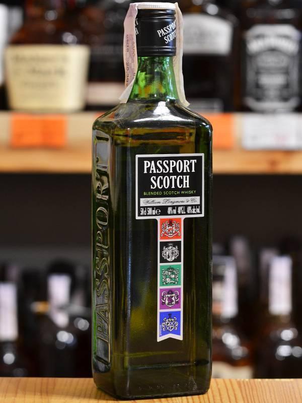 Passport scotch: вкус свободы и независимости