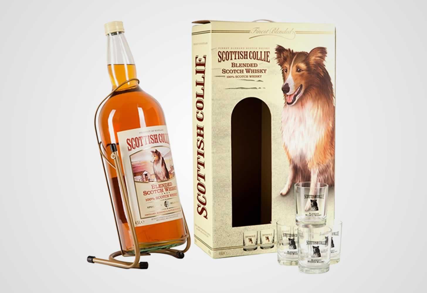 Виски scottish collie: особенности, виды, марки и отзывы покупателей