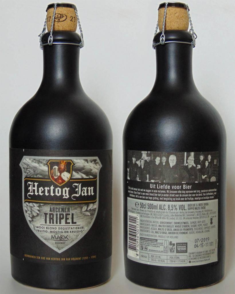 Чем пиво разных марок отличается друг от друга?