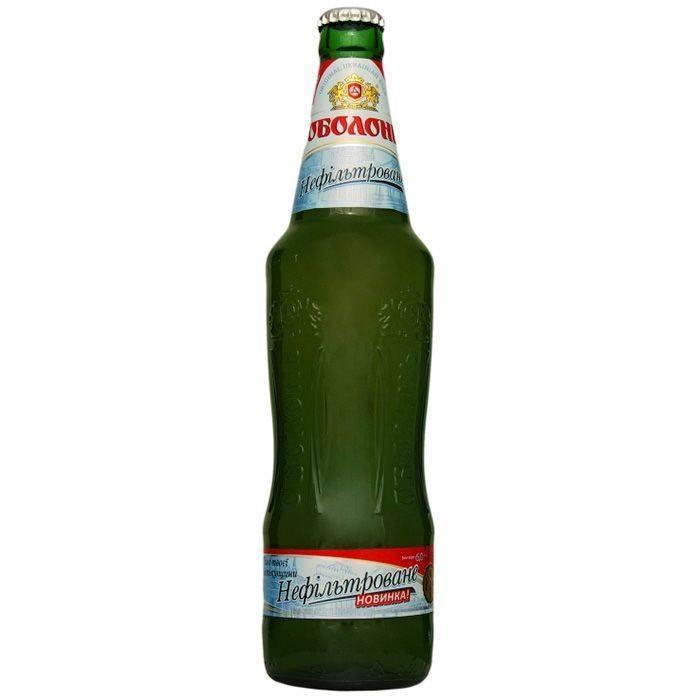 Оболонь (пивоваренная компания) википедия