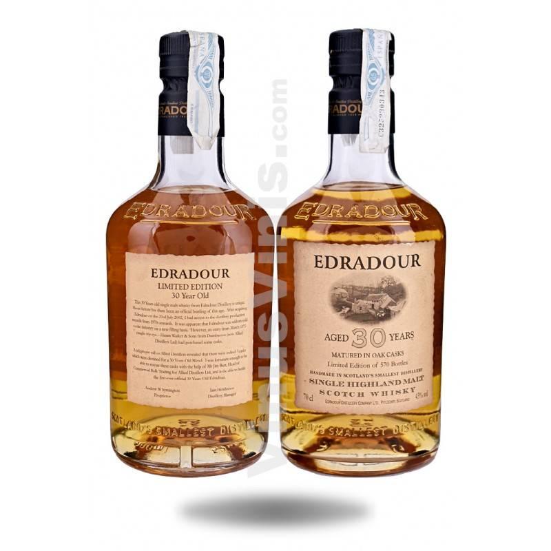 Обзор виски Edradour (Эдраду)