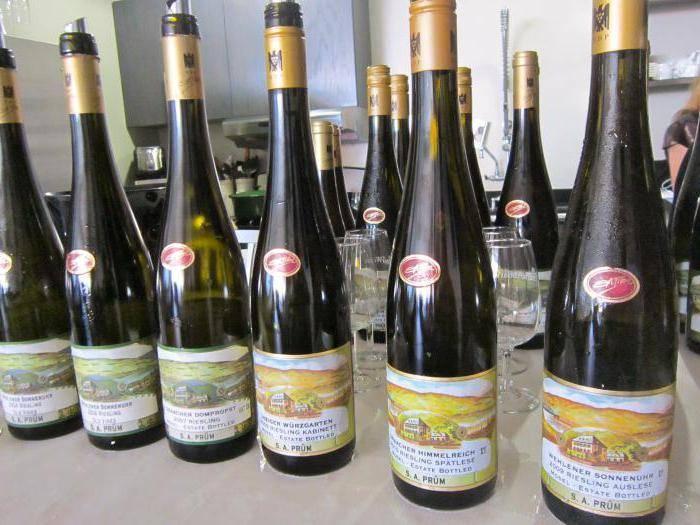 Вино рислинг: описание и особенности немецкого алкогольного напитка, разновидности, цена в магазинах