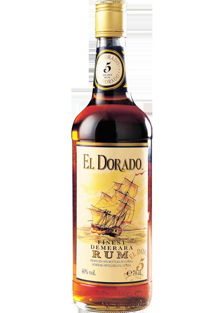 Ром «el dorado 12years old» вподарочной упаковке