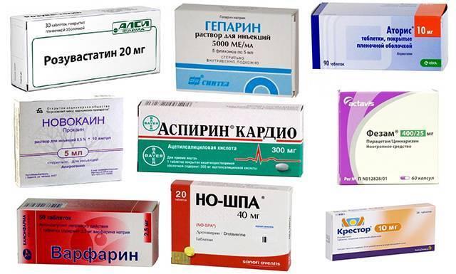 Рецепты с чесноком при лечении атеросклероза