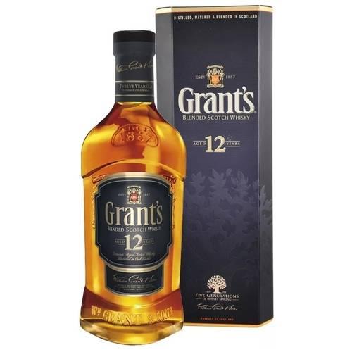 Виски grants (грантс): особенности вкуса и производства, обзор линейки бренда