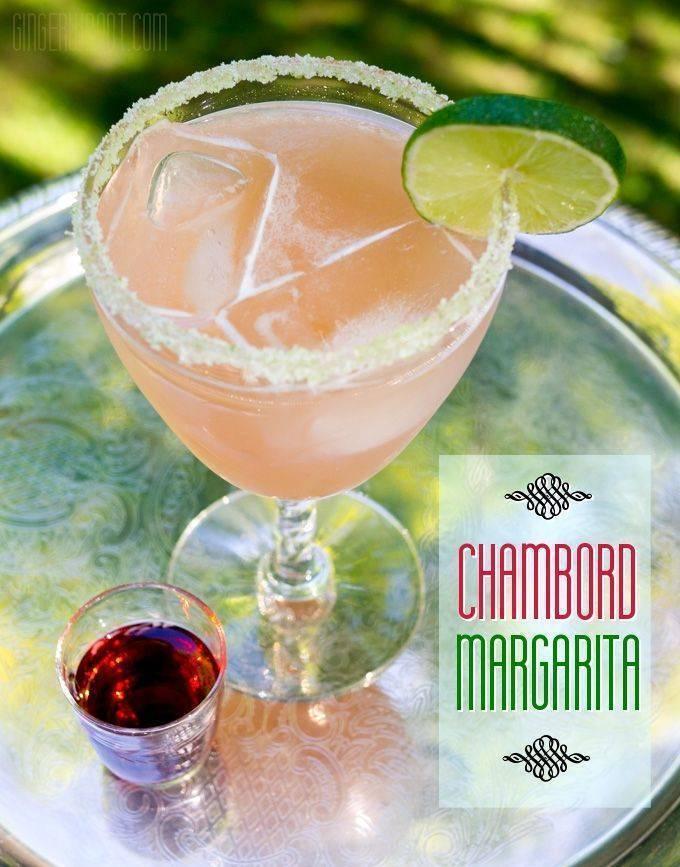 Рецепты приготовления коктейля маргарита