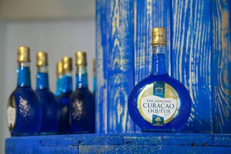 Ликер «blue cura?ao» (блю кюрасао): описание, цена и отзывы