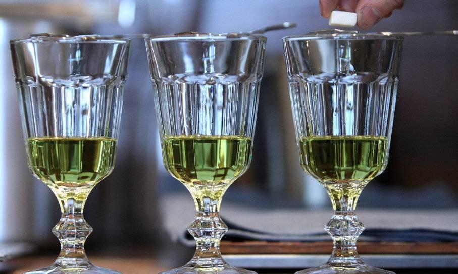 Абсент — это что? как правильно пить абсент? рецепт абсента