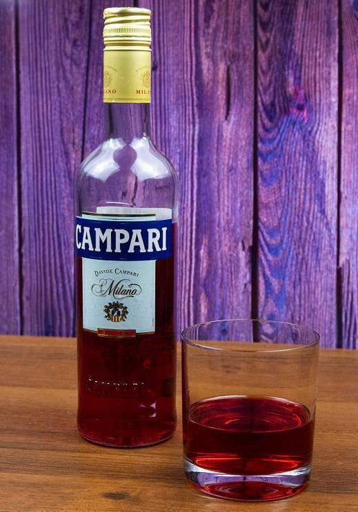 Кампари (campari): узнаем, что это за итальянский ликер, из чего его делают и как правильно пить популярный биттер | mosspravki.ru