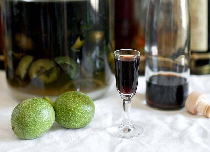 Рецепт приготовления орехового ликера ночино