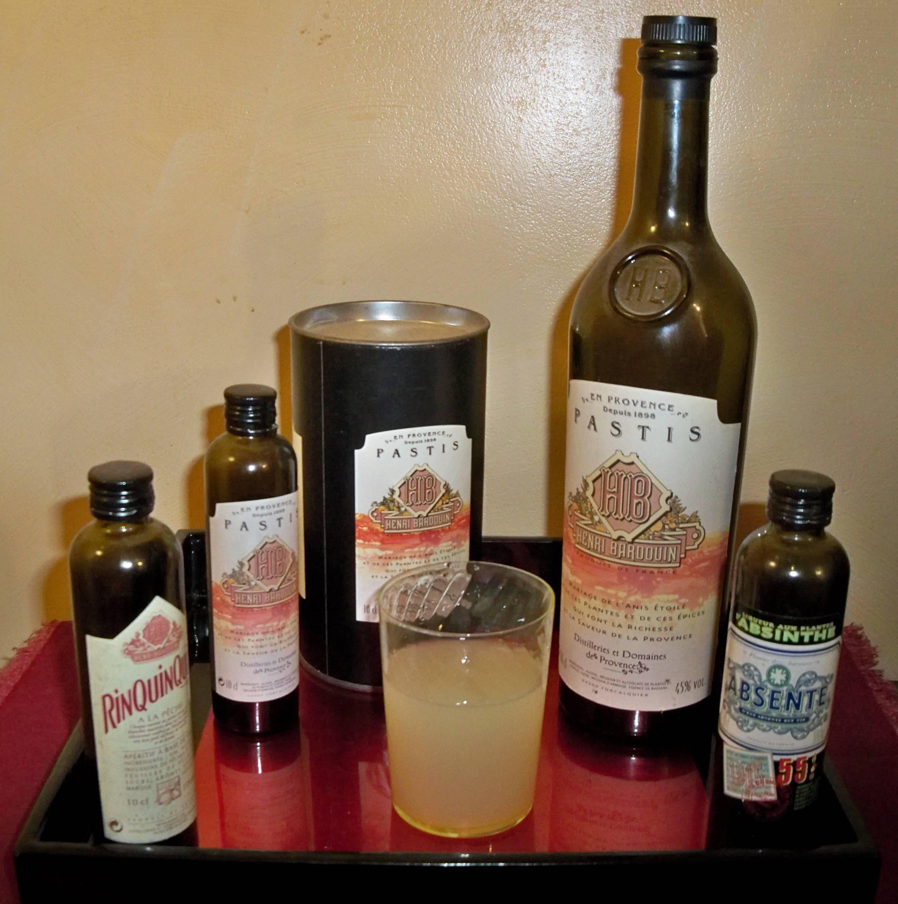 Алкогольный напиток из сока агавы