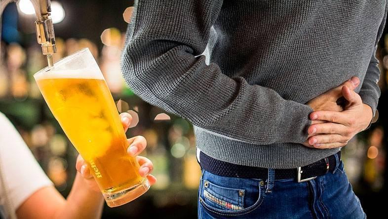 Понос после пива: причины появления диареи после разливного и нефильтрованного пива
