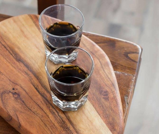 Ореховый ликер nocino – кулинарный рецепт