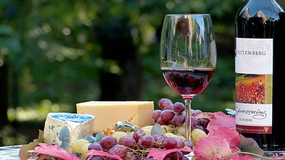 Полезно ли красное вино