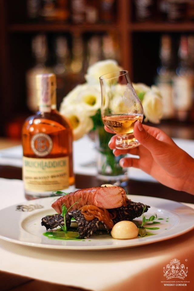 Интересные рецепты закусок к виски на любой вкус