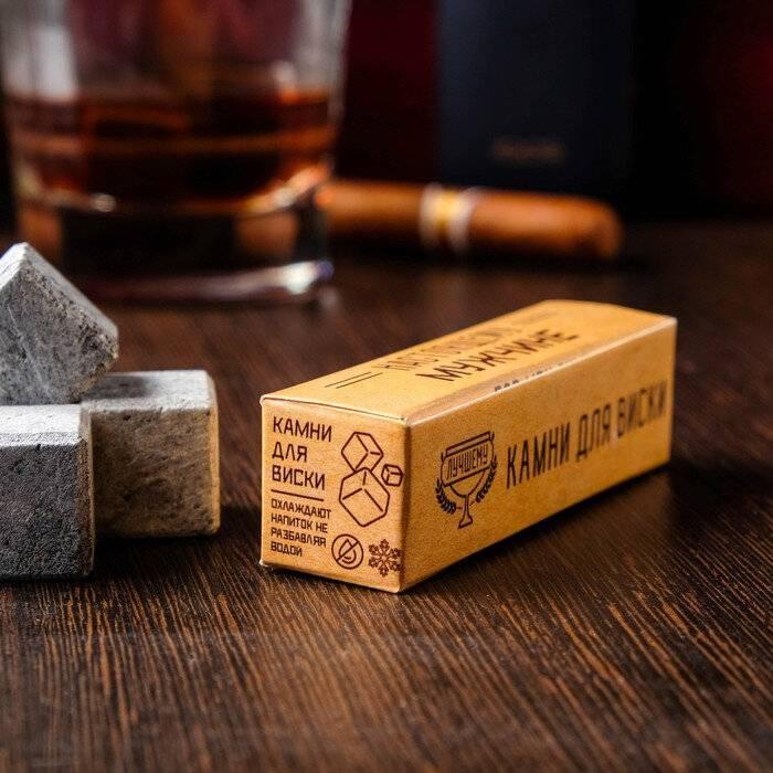 Неизменный аксессуар гурмана камни для охлаждения виски