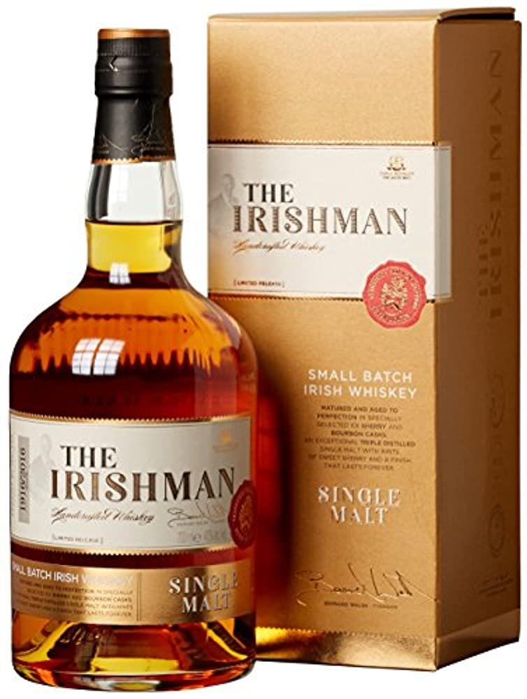 Виски the irishman (айришмен) — стоимость и разновидности