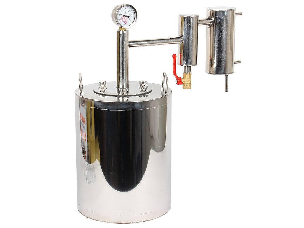 Дистиллятор или ректификатор — выбор аппарата для самогоноварения