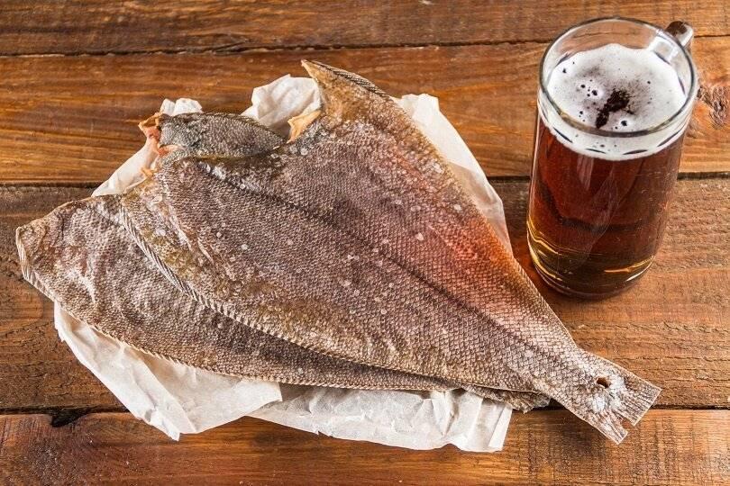 Какая рыба к пиву подходит лучше всего?