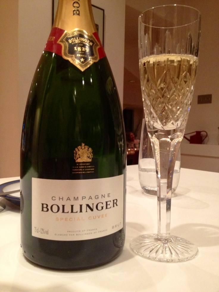 Bollinger — королевское шампанское настоящих агентов 007