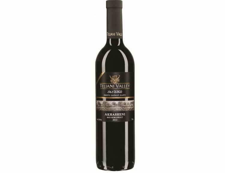 Грузинские вина из алазанской долины