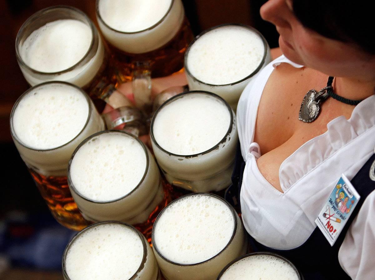 Поправляются ли от пива женщины и мужчины или это домыслы?
