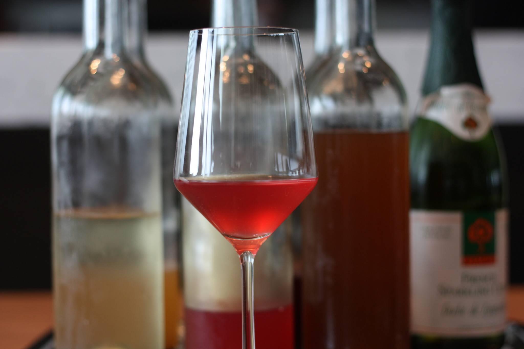 Вино и другой алкоголь во время кормления грудью