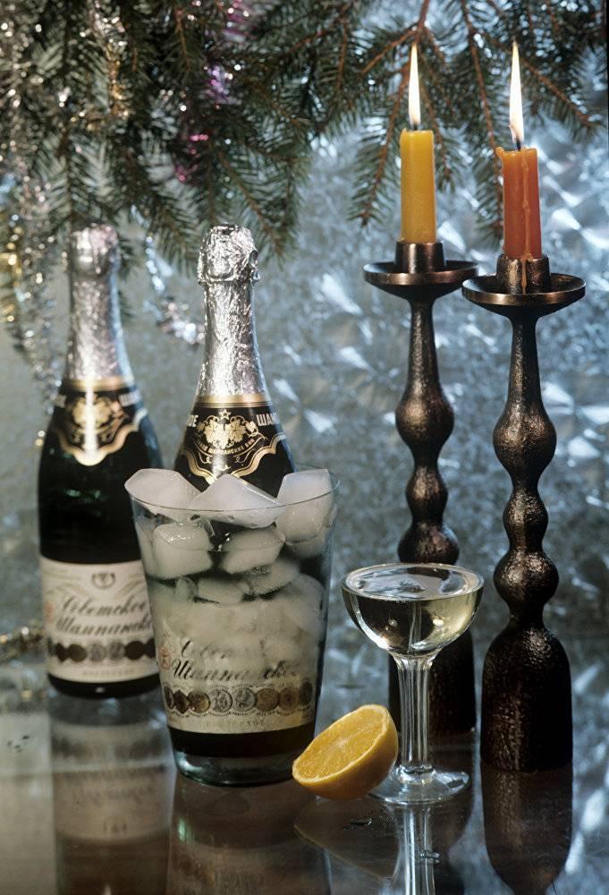 Как и из чего делают шампанское