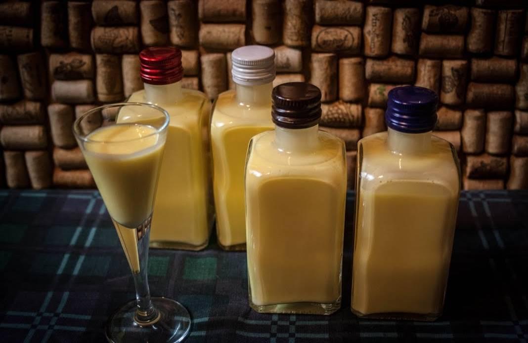 Ликер сливочный – кулинарный рецепт