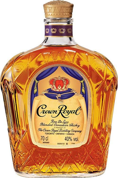 Виски crown royal (краув ройял) – история и особенности марки