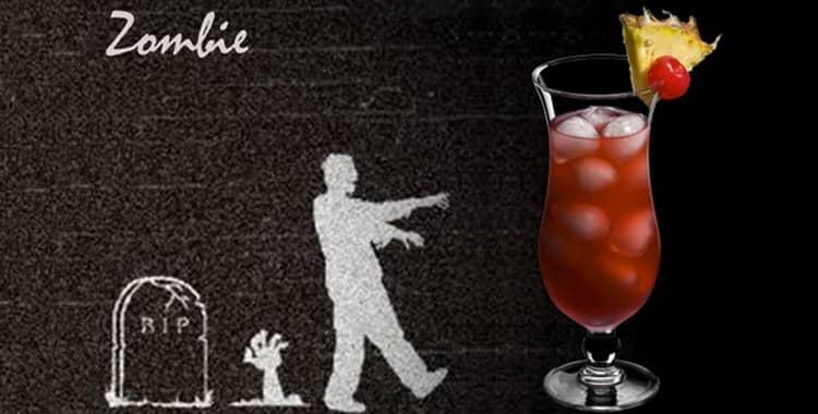 Коктейль зомби: история содания, состав классического рецепта и другие вариации | mosspravki.ru