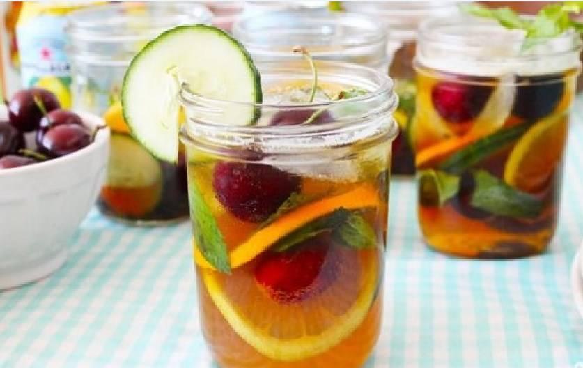 Рецепты алкогольного и безалкогольного крюшона в домашних условиях - мы здоровы!
