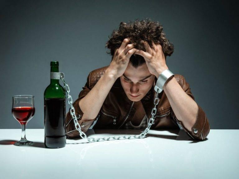 Психоз на фоне алкоголизма