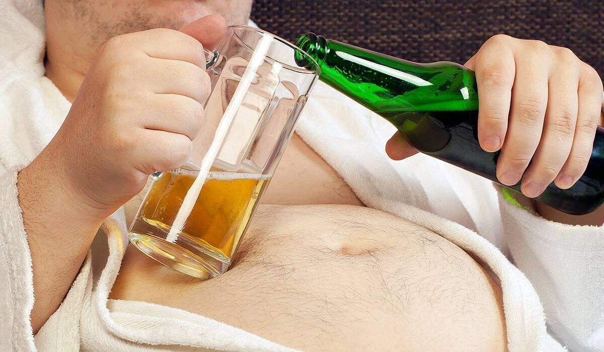 Отравление пивом или водкой: какие смиптомы и что делать