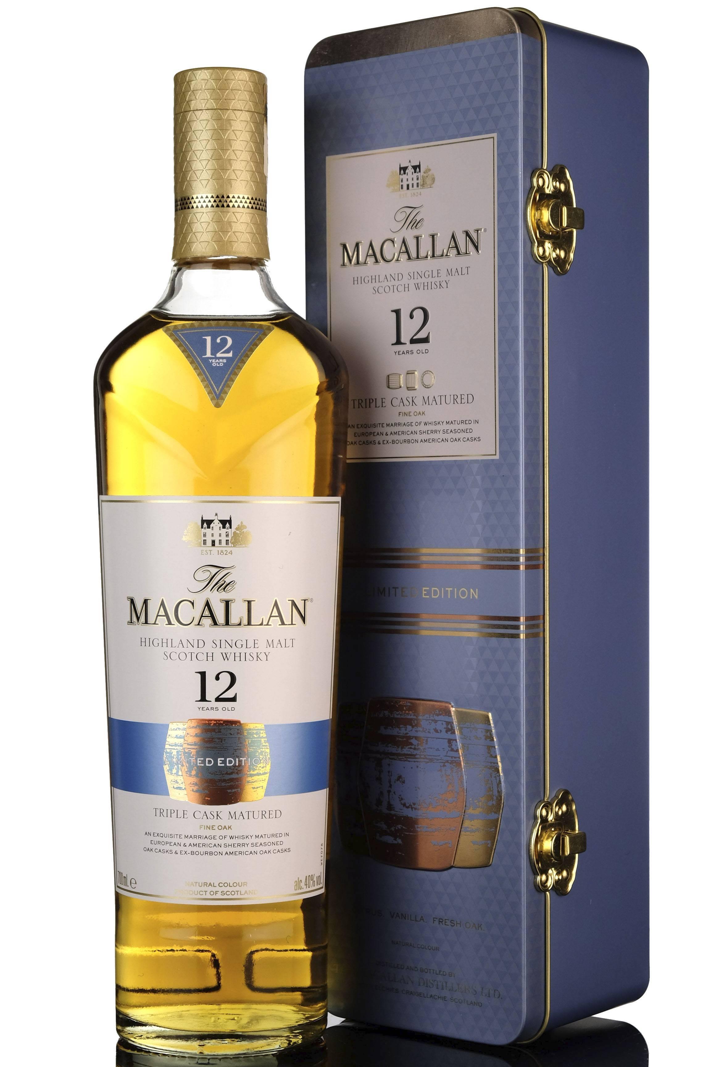 Виски macallan: the fine oak и другие виды whisky маккалан, их описание, технология изготовления, как отличить оригинал от подделки