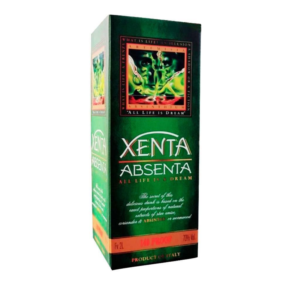 Разновидности и особенности абсента ксента. сколько стоит алкоголь и как его правильно пить?
