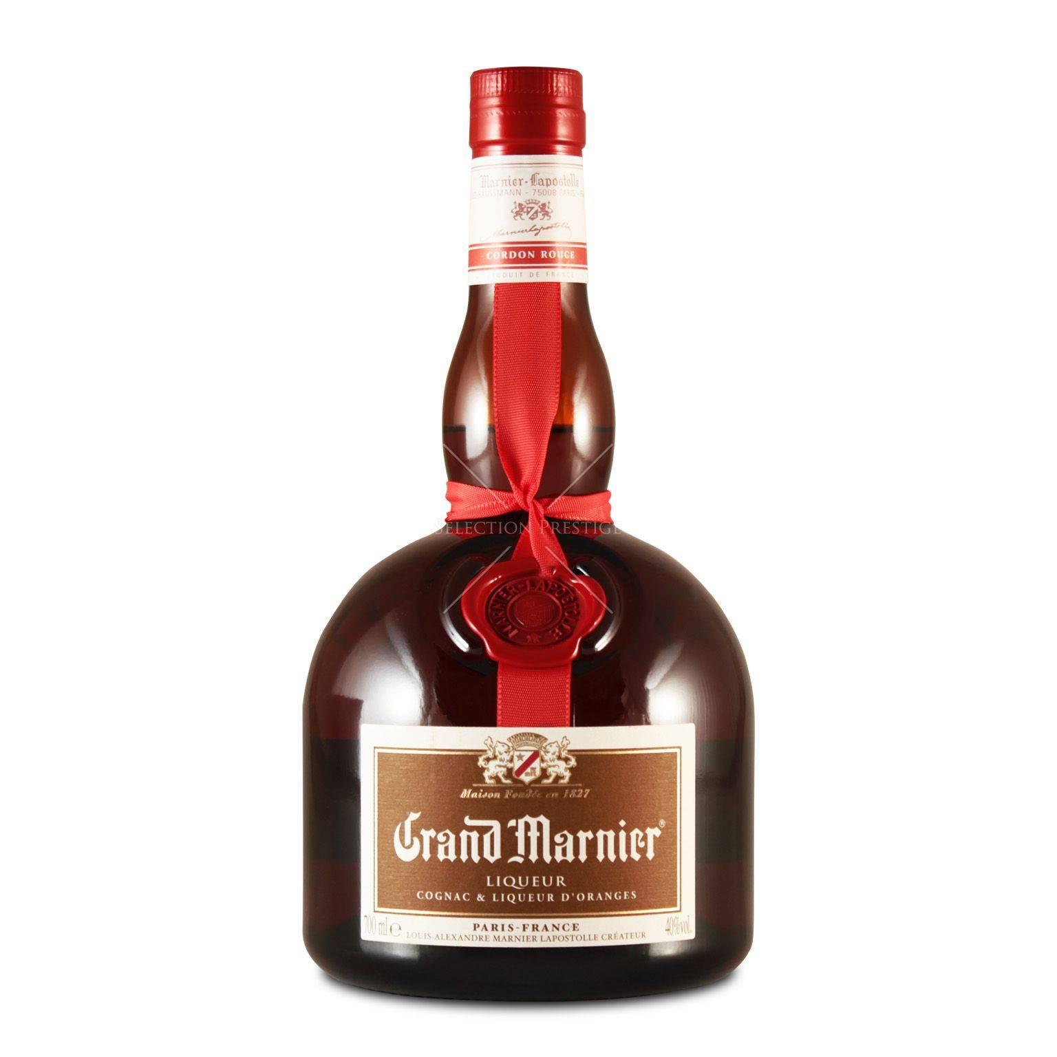 Французский ликер grand marnier описание, отзывы и стоимость
