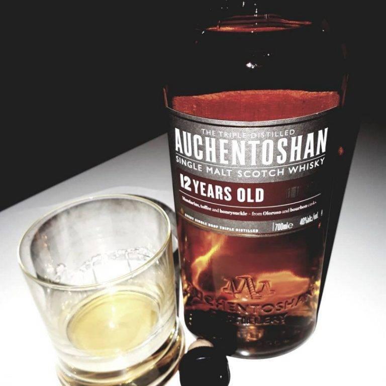 Auchentoshan (акентошан)