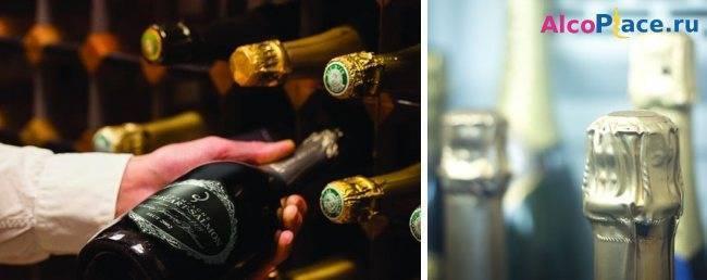 Срок годности у шампанского - правила и сроки хранения. жми!