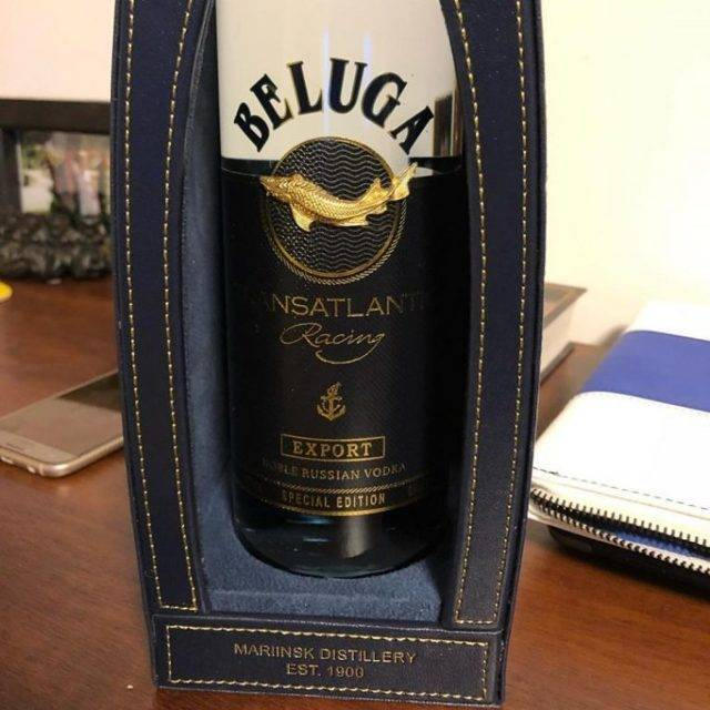 Водка beluga epicure by lalique - drinking culture magazine